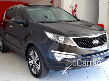 KIA sportage LX 4X2 2.0 16V AT