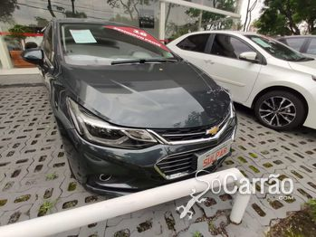 GM - Chevrolet cruze LTZ 1.4 TURBO AT
