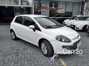 Fiat PUNTO ESSENCE 1.6 16V 4P