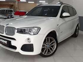 BMW X3 - x3 xDrive35i M SPORT 4X4 3.0 TB 24V
