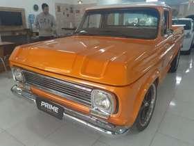 GM - Chevrolet C10 PICK-UP - c10 pick-up CS 4X2 2.5
