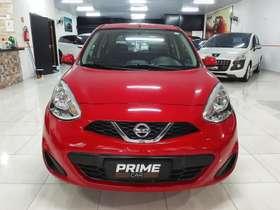 Nissan NEW MARCH - new march 1.0 12V FLEXSTART