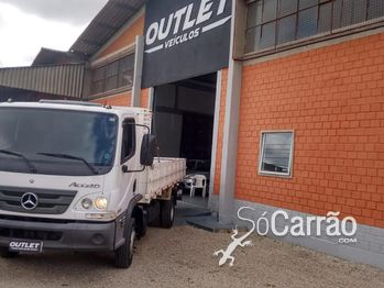 Mercedes MB ACCELO 815