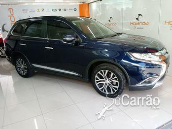 Mitsubishi outlander HPE-S 4WD 2.2 TB AT