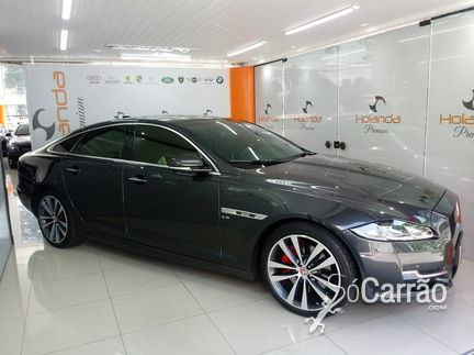 Jaguar XJ - xj R-SPORT 3.0 S/C V6