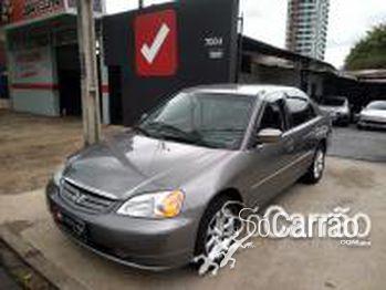 Honda CIVIC LX 1.6 4P