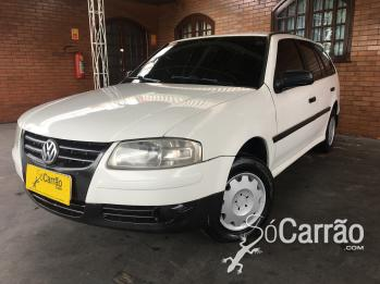 Volkswagen 1.6 Mi Plus Total Flex 8V