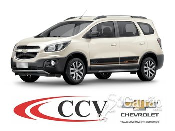 GM - Chevrolet SPIN ACTIVE 1.8