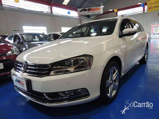 Volkswagen PASSAT VARIANT TSI 2.0
