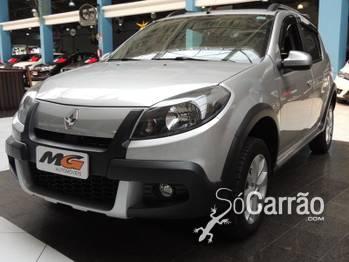Renault SANDERO STEPWAY 1.6 16V
