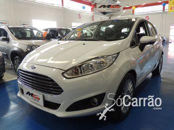 Ford FIESTA HATCH TITANIUM 1.6