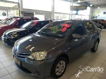 Toyota ETIOS SEDAN XS 1.5