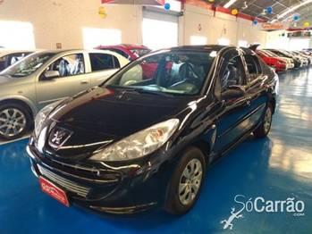 Peugeot 207 SEDAN PASSION 1.4