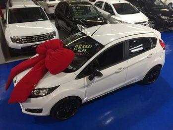 Ford FIESTA STYLE SEL 1.6