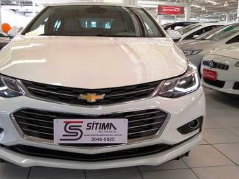 GM - Chevrolet CRUZE LTZ 1.4 TURBO