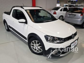 Volkswagen SAVEIRO CROSS 1.6 16V