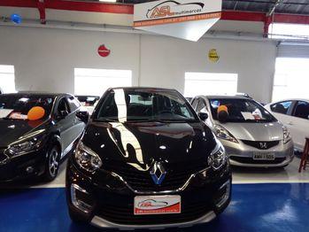 Renault CAPTUR INTENSE 4P 1.6 AUTOMATICA