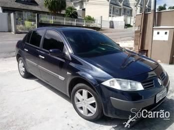 Renault MEGANE SEDAN DYNAMIQUE 2.0 16V
