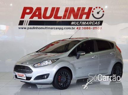 Ford NEW FIESTA - new fiesta TITANIUM 1.6 16V