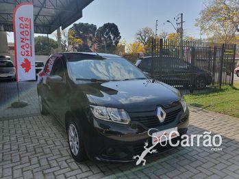 Renault LOGAN AUTHENTIQUE 1.0 16V HIFLEX