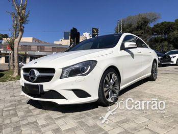 Mercedes CLA 200 VISION 1.6 TB