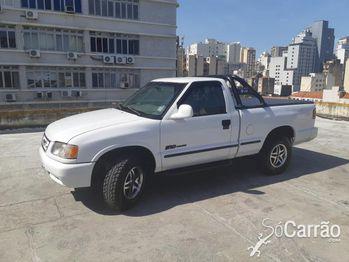 GM - Chevrolet S10 DELUXE CS 2.2