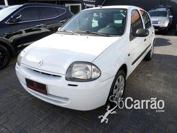 Renault CLIO 1.0 8V