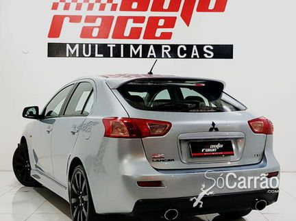 Mitsubishi LANCER SPORTBACK - lancer sportback RALLIART AWD 2.0 TB-IC AT