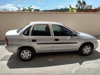 GM - Chevrolet CORSA SEDAN WIND 1.0