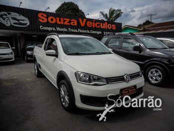 Volkswagen SAVEIRO 1.6 TRENDLINE CE 8V