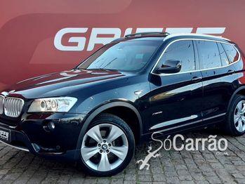 BMW x3 xDrive35i M SPORT 4X4 3.0 TB 24V