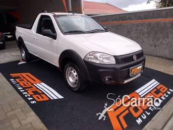 Fiat STRADA HARD WORKING 1.4
