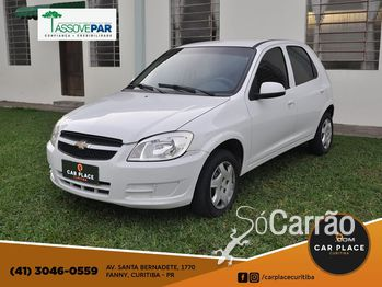 GM - Chevrolet CELTA SPIRIT LT 1.0 4P