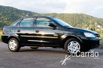 GM - Chevrolet CORSA SEDAN MAXX 1.0