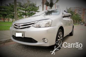 Toyota ETIOS PLATINUM 1.5 16V