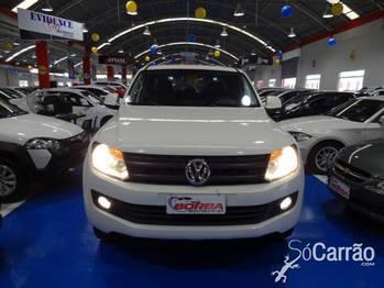 Volkswagen AMAROK CABINE DUPLA S 4X4