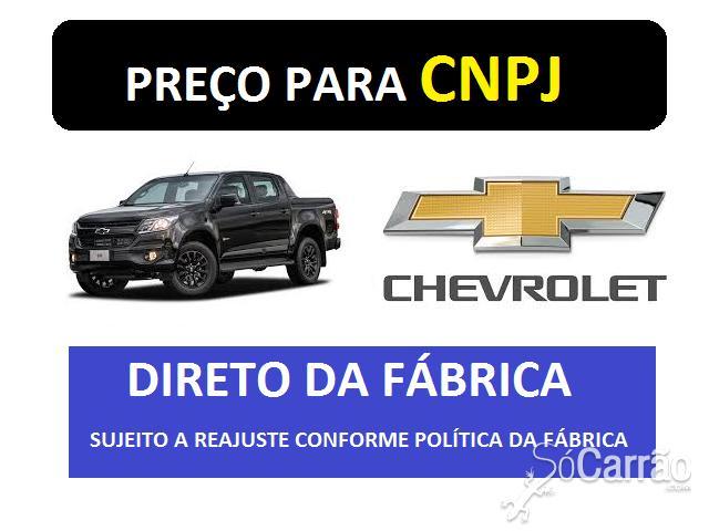 GM - Chevrolet S10 MIDNIGHT CABINE DUPLA 2.8 TURBO 4X4