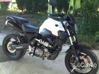 Yamaha MT - 03 660CC