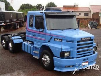 Scania T 113 360