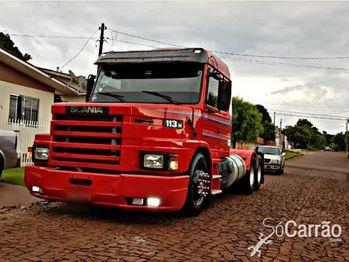 Scania T113E 6X4 360