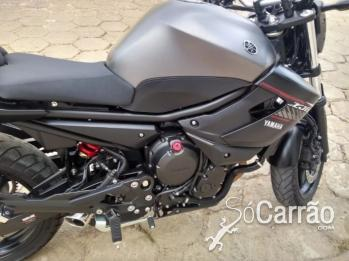Yamaha XJ6 N 600CC