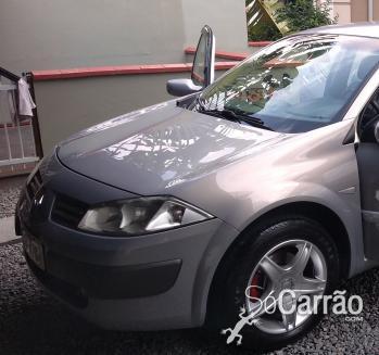 Renault MEGANE SEDAN DYNAMIQUE 2.0 16V AUTOMATICO