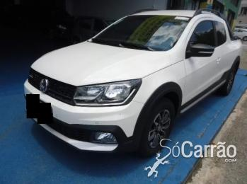 Volkswagen SAVEIRO CROSS CABINE DUPLA 1.6 16V