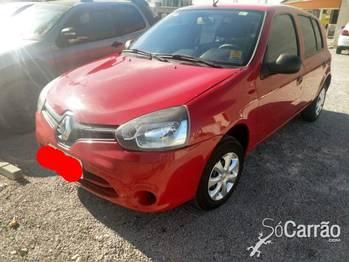Renault Authentique Hi-Flex 1.0 16V