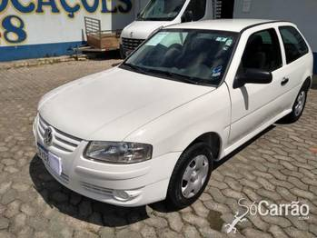 Volkswagen ECOMOTION 1.0 Mi Total Flex 8V
