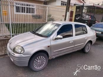 Renault CLIO SEDAN EXPRESSION 1.0