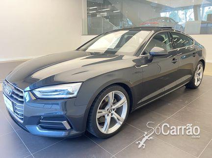 Audi A5 SPORTBACK - a5 sportback AMBIENTE 2.0 16V TFSI MULT