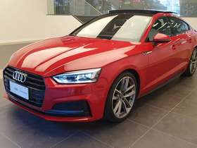 Audi A5 SPORTBACK - a5 sportback S-LINE 2.0 16V TFSI S TRONIC