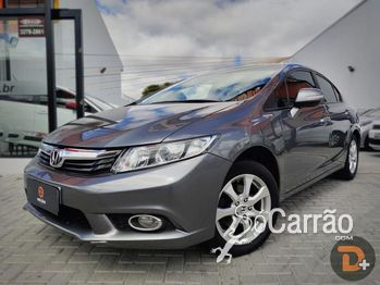 Honda CIVIC EXS 1.8 16V AT5