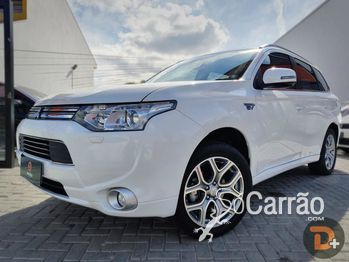 Mitsubishi outlander PHEV HIBRIDO 4X4 2.0 AT